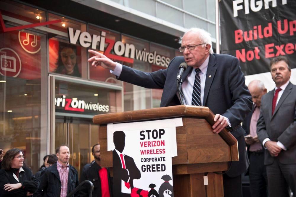 Bernie-Verizon